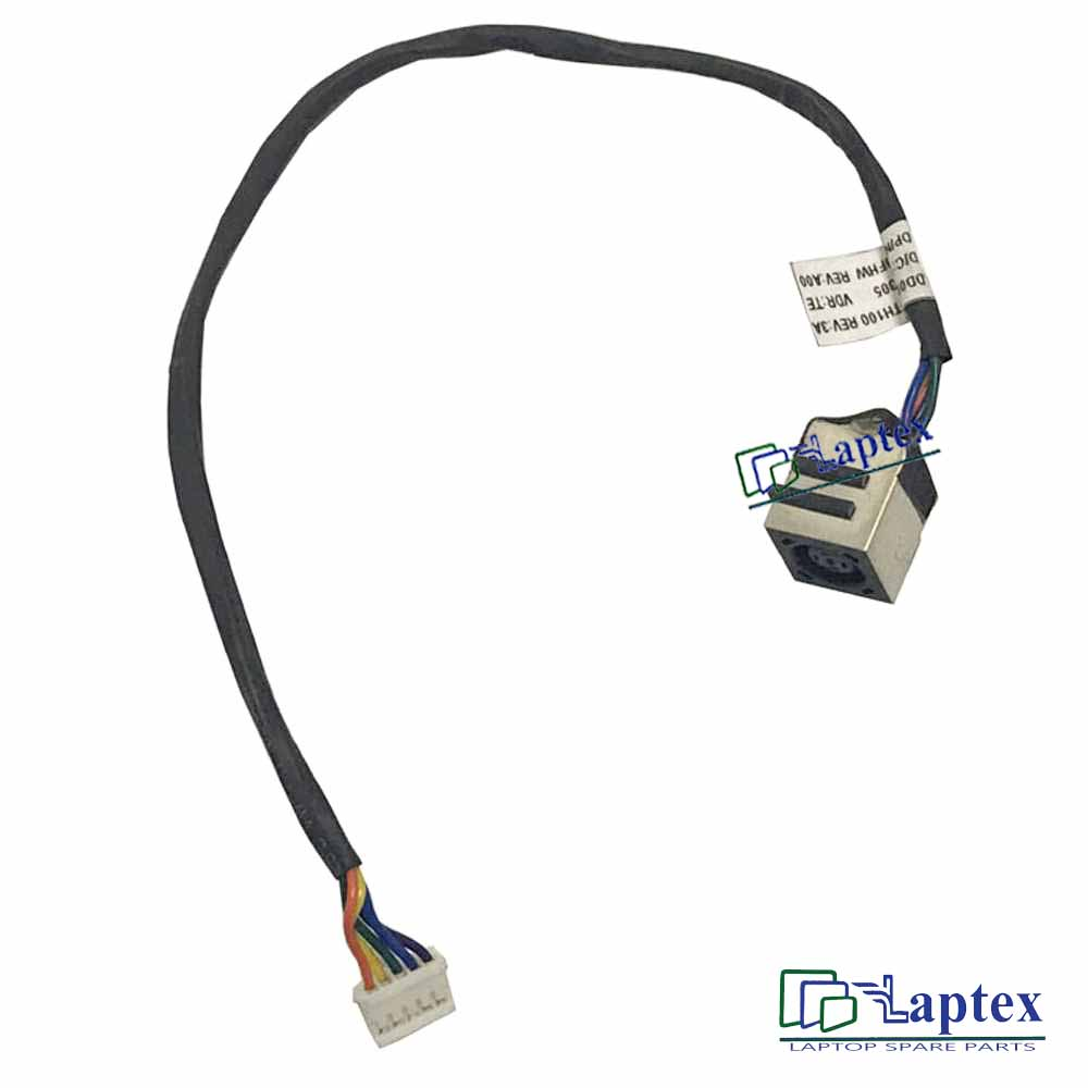 DC Jack For Dell Inspiron 17R N7010 With Cable